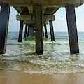 11068 Gulf Shores Pier by Pamela Williams