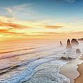 12 Apostles - Great Ocean Road by Daniel Osterkamp