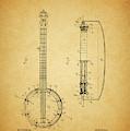 1885 Banjo by Dan Sproul