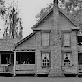 1885 Carlton House Bw by D Hackett