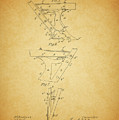1885 Plow Patent by Dan Sproul