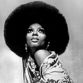 Diana Ross Portrait Session by Harry Langdon