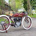 1910 Indian Daytona Board Track Motorcycle by Tim Gainey