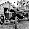 1915 Ford Model T Truck by Ken Morris