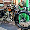 1925 Ready Sport Motorcycle by Arterra Picture Library