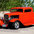 1932 Ford 3 Window Coupe  by Performance Image