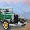 1932 Ford Model A  by Mohamed Hirji