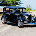 1933 Buick 50 Series by Performance Image