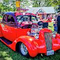 1935 Dodge Coupe Hot Rod Gasser by Ken Morris