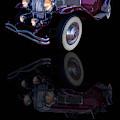 1935 Duesenberg Ssj Roadster by TL Mair
