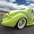1935 Ford Coupe by Gill Billington