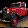1935 International C1 Pickup Truck by Chris Flees