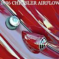 1936 Chrysler Airflow B by David Lee Thompson