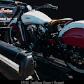 1941 Indian Sport Scout by Chris Flees
