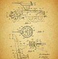 1946 Military Tank Patent by Dan Sproul