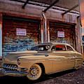1950 Custom Merc by Bill Posner