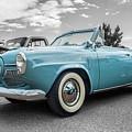1951 Studebaker Commander by Tony Baca