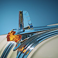 1953 Pontiac Hood Ornament by Scott Norris