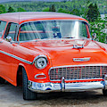 1955 Chevrolet Bel Air Nomad by Ken Morris
