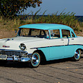 1956 Chevrolet 210  by Performance Image