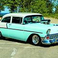 1956 Chevrolet Custom Model 2010  by Performance Image