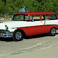 1956 Chevrolet Handyman Station Wagon  by Performance Image