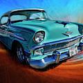 1958 Chevy by Blake Richards