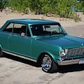 1963 Chevrolet Nova Ss by Performance Image