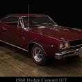 1968 Dodge Coronet Rt by Chris Flees