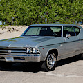 1969 Chevrolet Chevelle Ss 396 by Performance Image