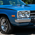 1973 Roadrunner 440 by Anthony Sacco