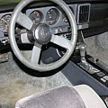 1986 Pontiac Trans Am Dashboard by WHBPhotography Wallace Breedlove