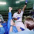1993 World Series - Game Six by Rick Stewart