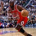 1998 Nba Finals Game 2 Chicago Bulls by Andrew D. Bernstein