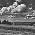 Beautiful Iowa Farm Scene by Mountain Dreams