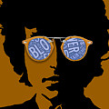 Bob Dylan Blowin In The Wind by Marvin Blaine