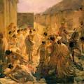 Death Of Virginia Study  by Ge Nikolai