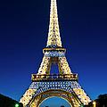 Eiffel Tower, Paris, France by John Harper