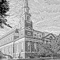 First Baptist Church Columbia by Bob Pardue
