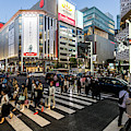 Ginza Rush In Tokyo by Didier Marti