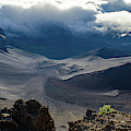 Haleakala Crater by Jeff Phillippi