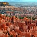 Hoodoo's Bryce Canyon  by Chuck Kuhn