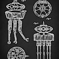 Imperial Probe Droid by Zapista Zapista