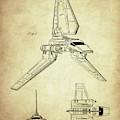 Imperial Shuttle by Zapista Zapista