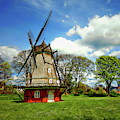 Kastellet Windmill by Anthony Dezenzio