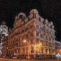 Mitchell Building by Randy Scherkenbach