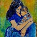 Mother by Asha Sudhaker Shenoy