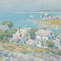 New England Headlands by Childe Hassam