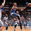 Oklahoma City Thunder V Orlando Magic by Fernando Medina