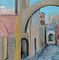 Old City by Jillian Goldberg